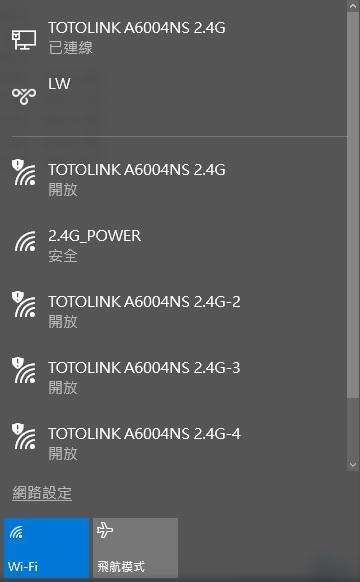 TOTOLINK A6004NS AC1900 六天線 超世代GIGA無線分享器