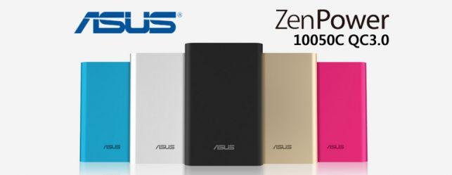 ASUS ZenPower 10050C 行動電源開箱測試