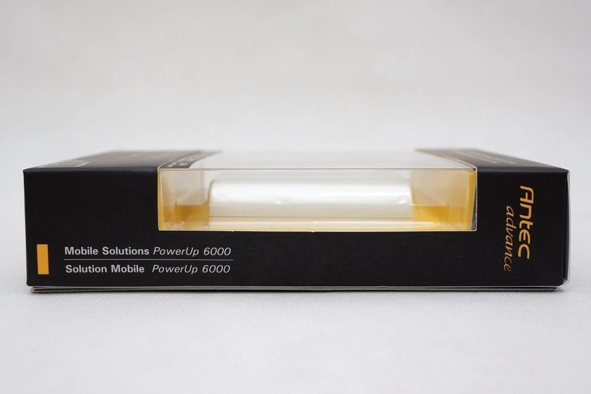 [XF] 潔白美型 行動裝置好幫手 Antec PowerUp 6000 行動電源簡測 - XFastest - DSC09166.JPG
