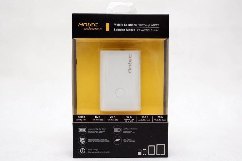 [XF] 潔白美型 行動裝置好幫手 Antec PowerUp 6000 行動電源簡測 - XFastest - DSC09162.JPG