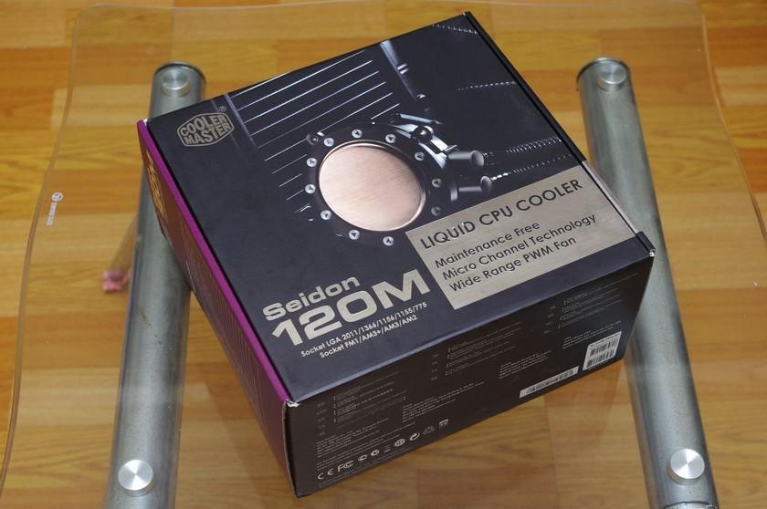 Cooler Master Seidon 120M 一體式水冷 簡單測試 - XFastest - iLwSkK9B9itnd.JPG