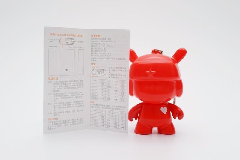 [XF] CP值極高的小米5200mAh行動電源簡單開箱
