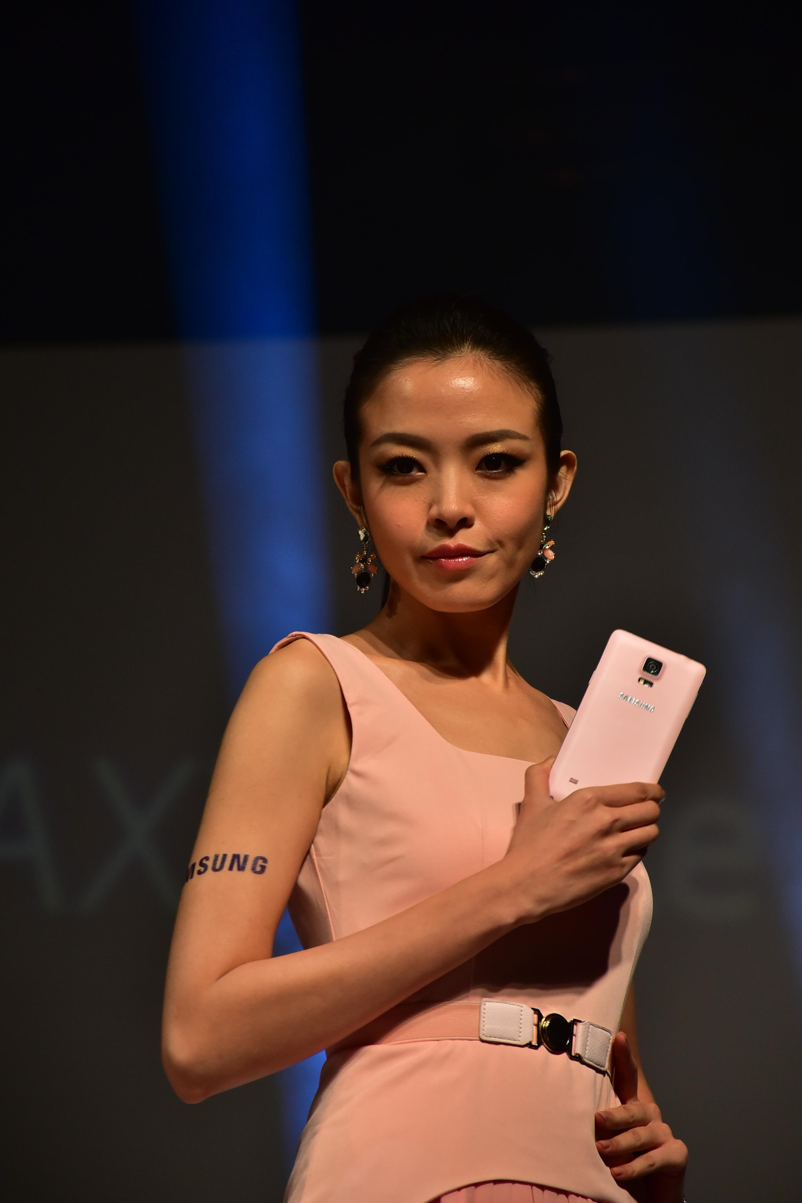 SAMSUNG GALAXY Note 4 with 歌后 蔡依林 !! - XFastest - DSC_2171.JPG