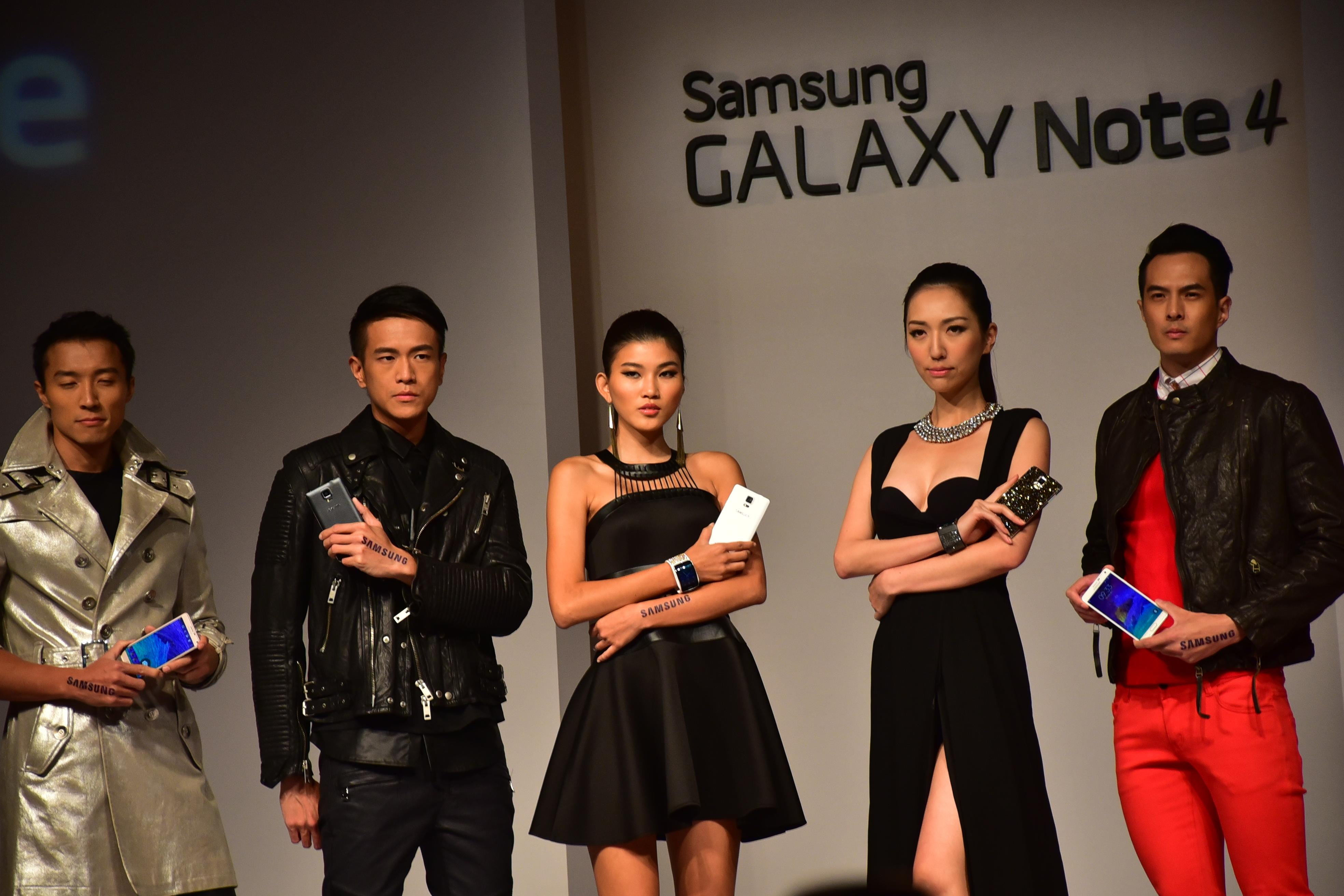 SAMSUNG GALAXY Note 4 with 歌后 蔡依林 !! - XFastest - DSC_2351.JPG