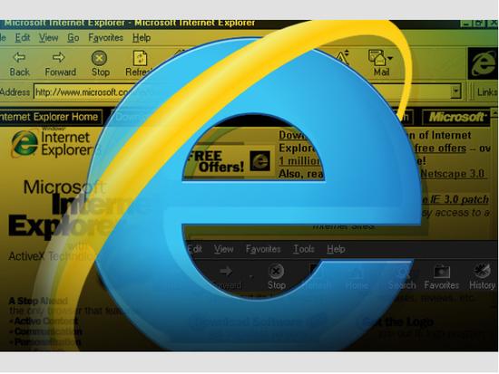 回顧IE流覽器20年成長史
