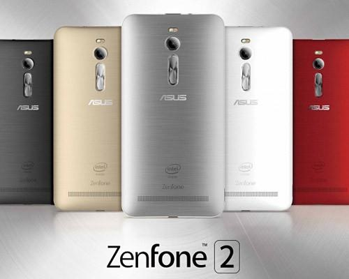 Zenfone2 高中低階三機開箱分享與使用心得