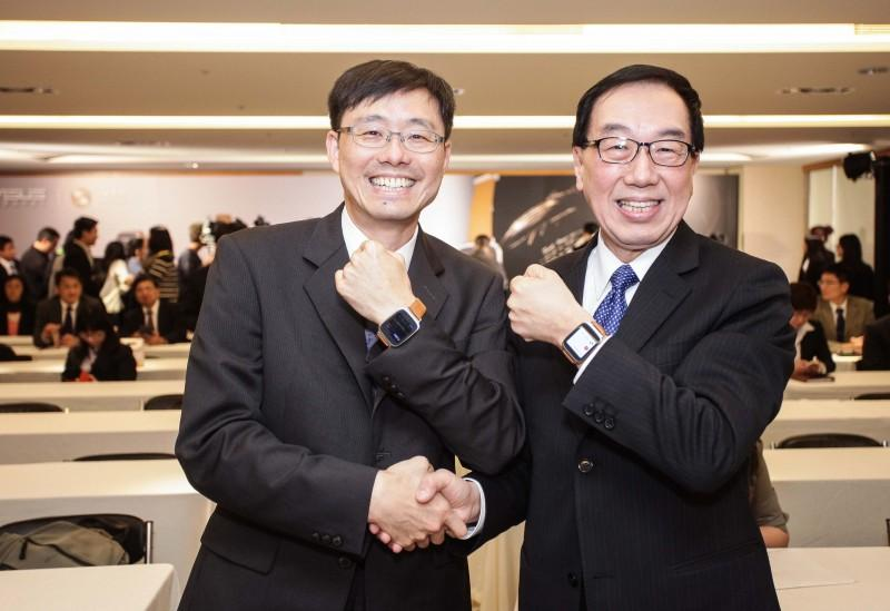 華碩ZenWatch X兆豐證券  發表全新獨創穿戴式金融服務體驗