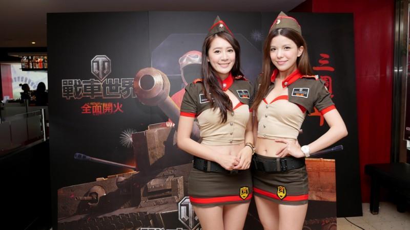 歡慶《戰車世界》亞洲伺服器三週年 台灣車長齊聚同樂