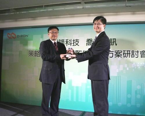 喬鼎資訊與利隆科技宣布策略合作拓展監控市場