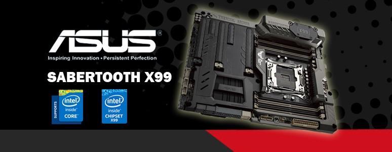 [XF] 主打防護軍規等級、搭配USB3.1介面加持 ,ASUS X99 Sabertooth 評測