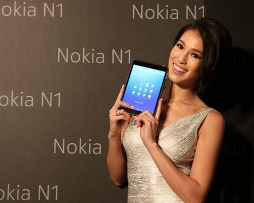 Nokia N1為您設享 全新平板電腦台灣上市,開創智能生活新局 順發3C量販 獲得獨家代理權