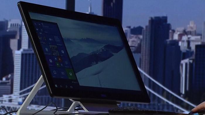 Windows 10手機逆天功能:接上顯示器+鍵鼠,瞬間化身PC