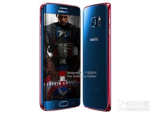 Samsung S6/S6 edge將推IronMan版