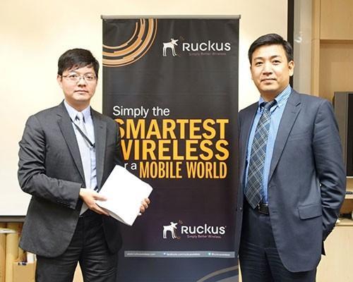 Ruckus新802.11ac Wave 2無線基地台再創業界Wi-Fi速度與容量新顛峰
