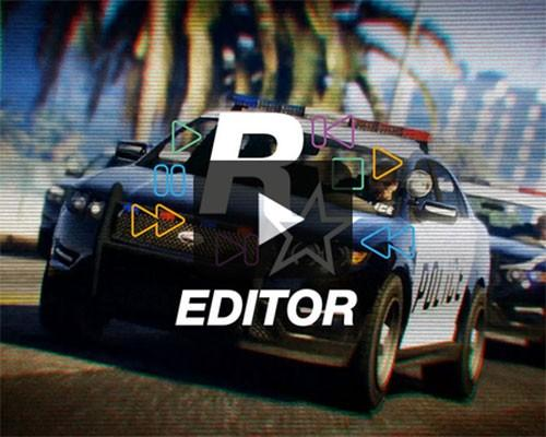 《俠盜獵車手5》PC版Rockstar影片編輯器作品賞析