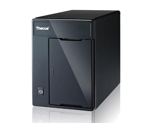 英國媒體Hexus 開箱介紹Thecus 的Windows NAS