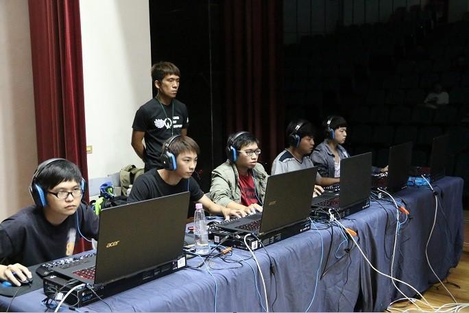 羅技 宏碁 攜手挺校園電競  共同贊助2015 Formosa eSports電競大賽