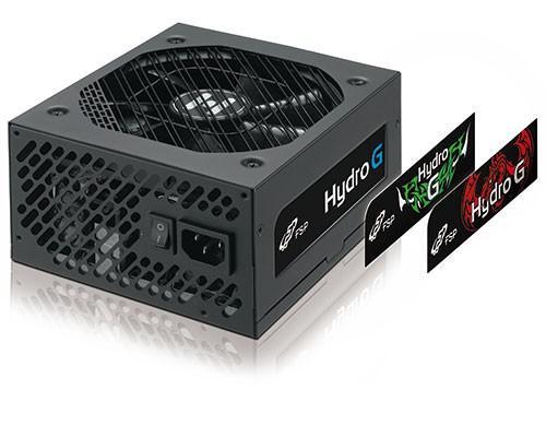 全漢電源推出嶄新散熱設計之全模組化電源Hydro G系列產品