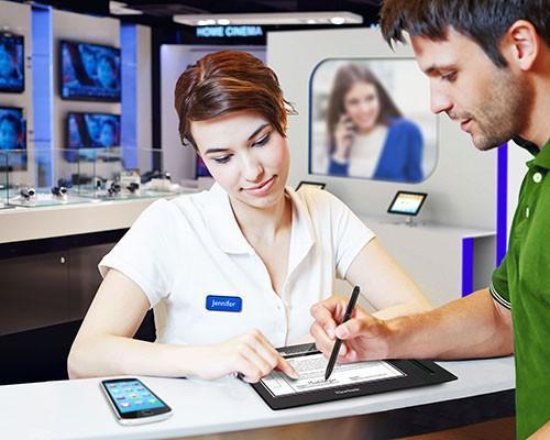 ViewSonic 全新無紙化電子簽章技術引領電信業者無紙化合約服務潮流