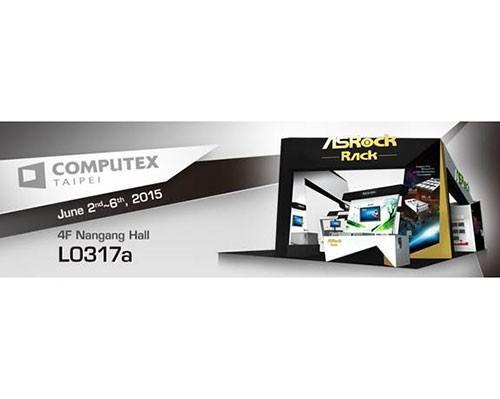永擎電子ASRock Rack 亮相2015年台北電腦展,發表最新上線資料中心設施管理(DCIM)伺服器
