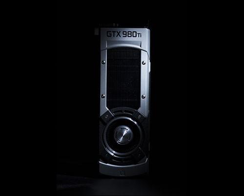NVIDIA 全新遊戲旗艦 GPU  GeForce GTX 980 Ti 熱力登場