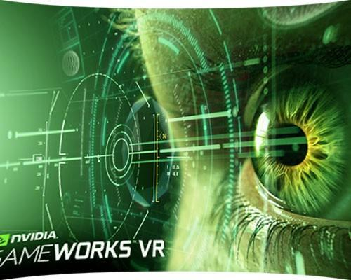 GameWorks VR 為虛擬實境開啟新境界