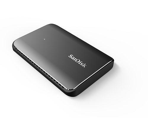 SanDisk拓展至外接硬碟市場 推出全球最高效能行動固態硬碟