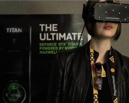 虛擬實境夢想成真: NVIDIA 引領台灣遊戲玩家融入 VR 世界