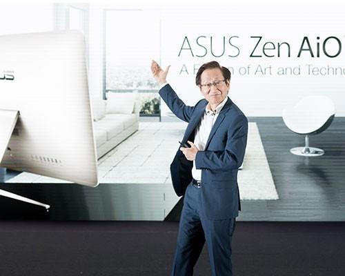 2015 COMPUTEX華碩大秀Zensation禪意美學 追尋極致數位創新