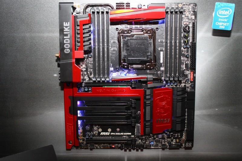 MSI 微星 Computex 2015攤位資訊