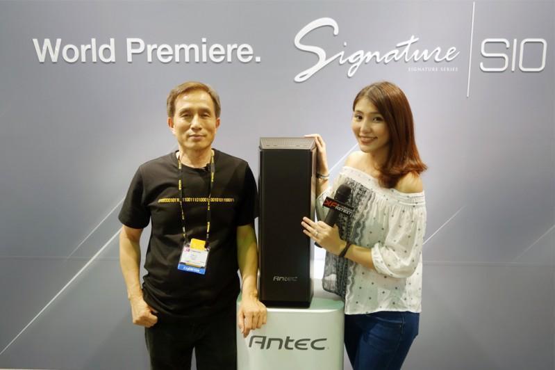 Antec 安鈦克 @ Computex 2015 台北國際電腦展 影音專訪