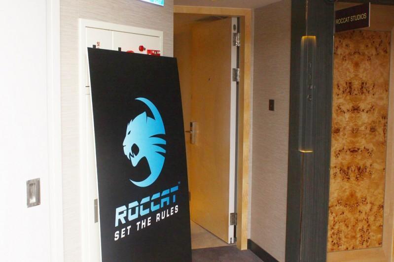 Roccat冰豹 Computex 2015 攤位資訊