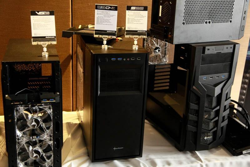 Sharkoon 旋剛科技 Computex 2015 攤位資訊