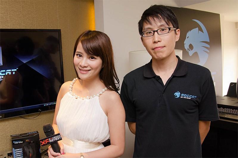 ROCCAT 冰豹 x XFastest @ Computex Taipei 2015 台北國際電腦展 影音專訪