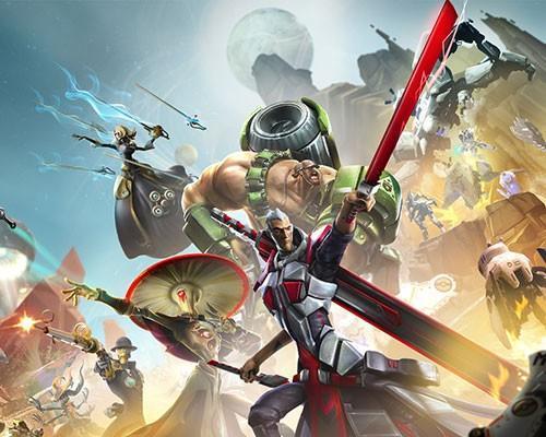 2K和Gearbox發表《Battleborn》新模式與新特色
