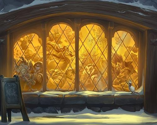 《爐石戰記》新玩法─旅店大亂鬥 大亂鬥主題周周更新 全新英雄造型即將登場