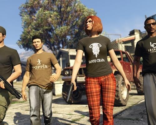 Grand Theft Auto線上模式公告不義之財活動週末(一):6 月 12 日至 14 日