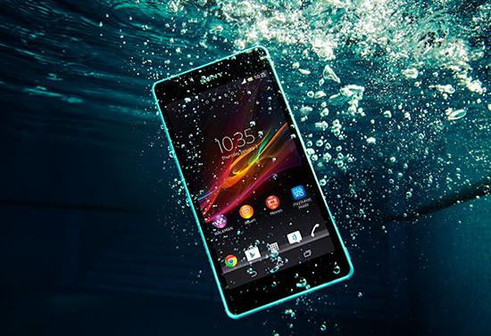 未來手機都要防水?