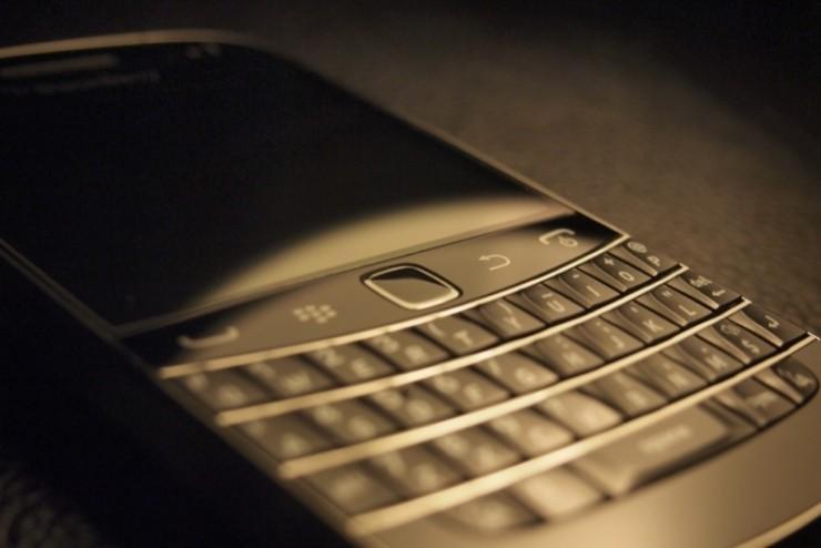 黑莓或停產手機,世界已經不需要全鍵盤了麼?