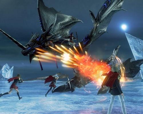 竟有中文字幕!PC版《Final Fantasy 零式》將至