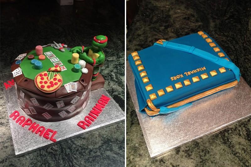 當流行單品都變成了蛋糕,你捨得吃嗎?