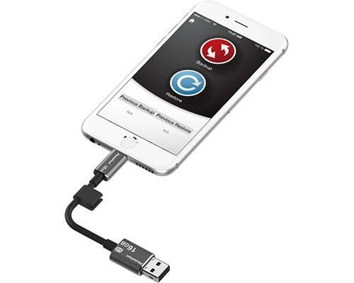 Apple隨身碟創始品牌PhotoFast發表革命性創新產品 MemoriesCable線型Apple隨身碟