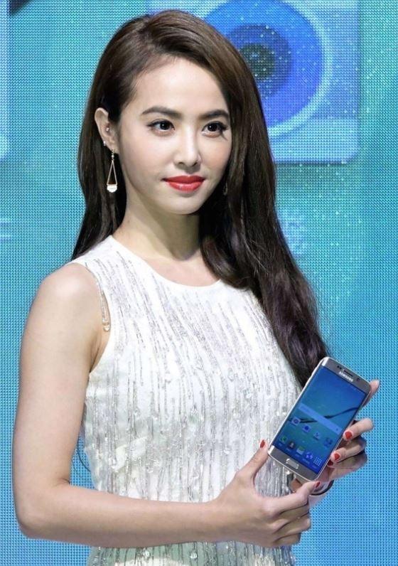 Galaxy Note 5代言人公布:還是蔡依林
