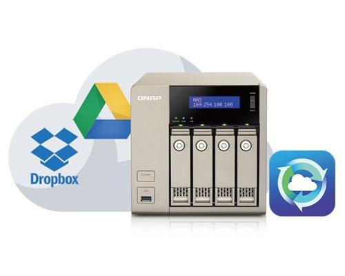 威聯通科技為持續提供使用者雲端同步服務,將推出 Cloud Drive Sync - Beta 應用程式