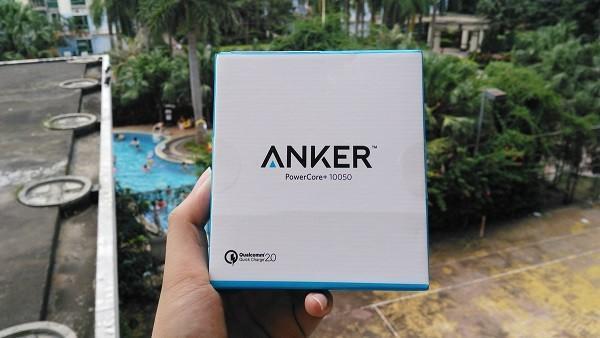 輸入輸出雙快充 ANKER發表10050mAh行動電源