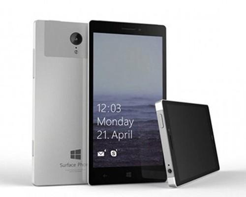 Surface手機配置大曝光 ,處理器是Intel的