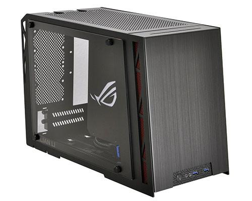 聯力推出獲 ROG Certified 認證的 PC-Q17 Mini-ITX 機殼