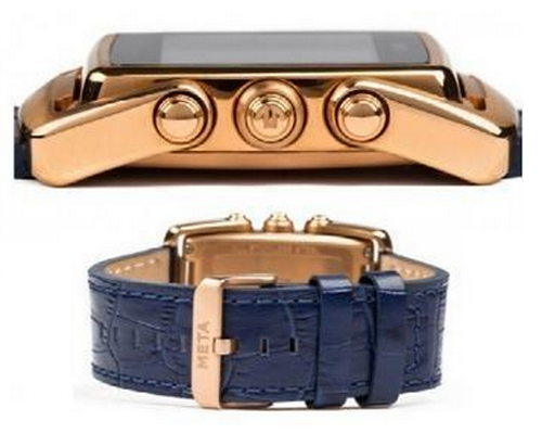 Fossil推比Apple Watch時尚的Android Wear智慧型手錶