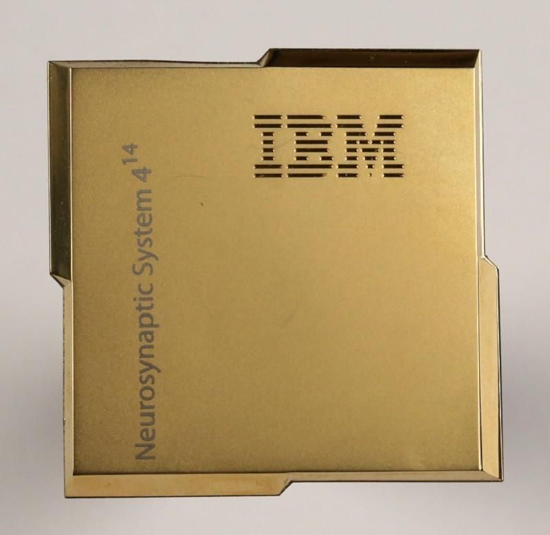 【轉】IBM 神經元晶片TrueNorth 要跑深度神經網絡了?