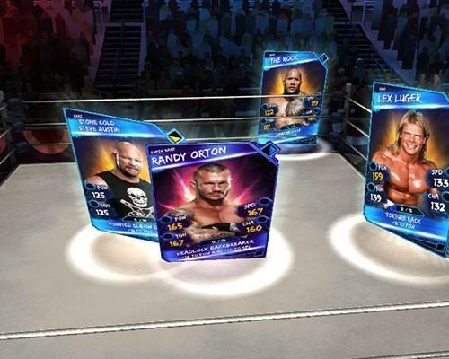 2K宣布在行動裝置上推出《WWE SuperCard - 賽季2》